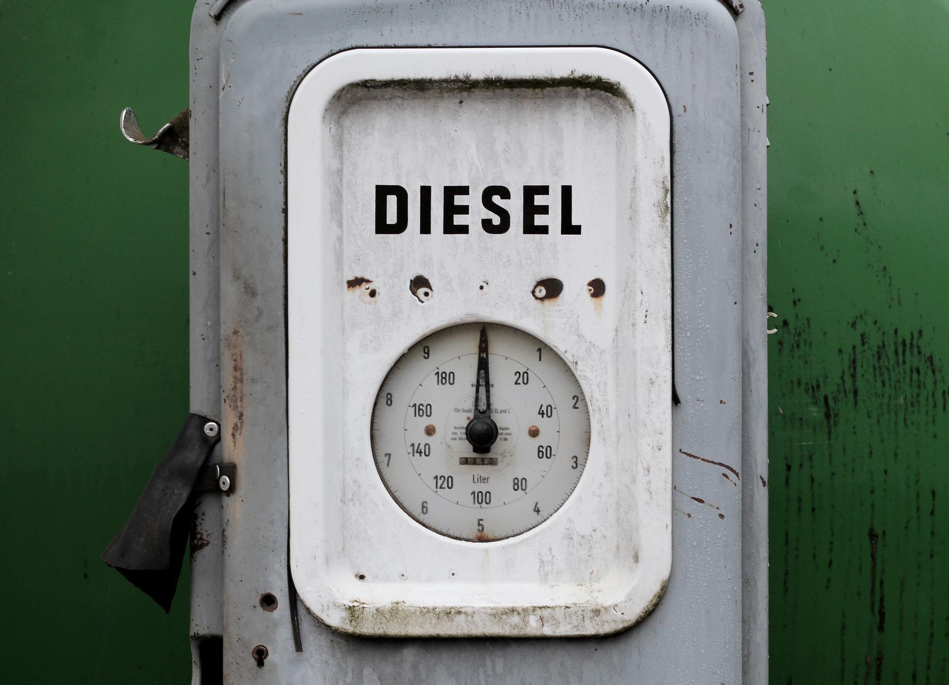 Gebrauchte Diesel führen zu Exportboom