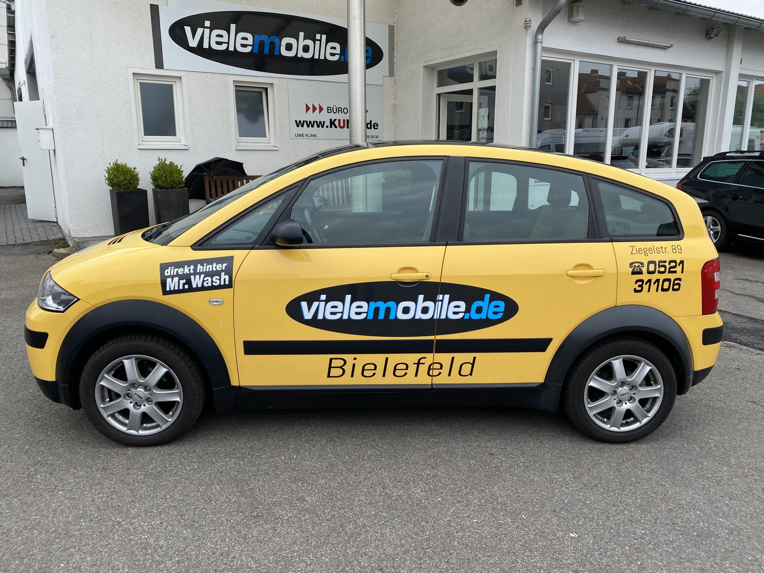 Autoankauf Bielefeld: Hier sicher Ihr Auto verkaufen!