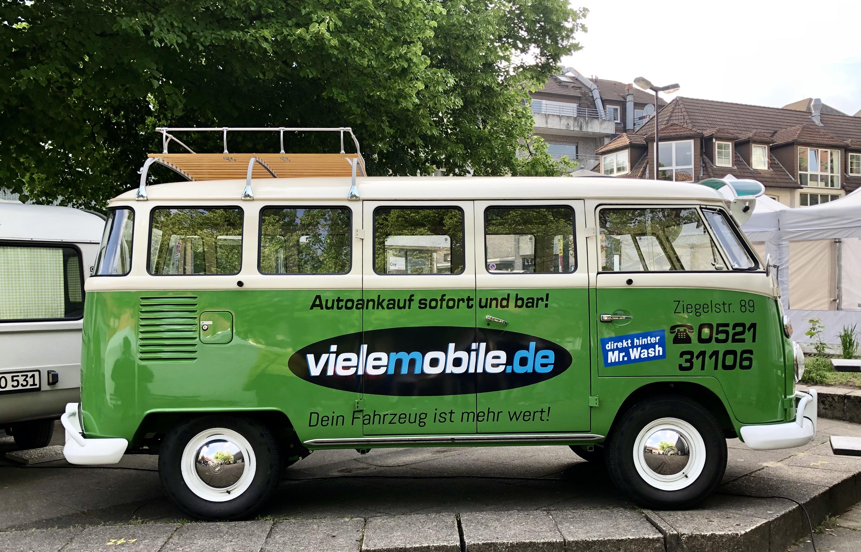 Autoankauf ohne Sorgen in Bielefeld