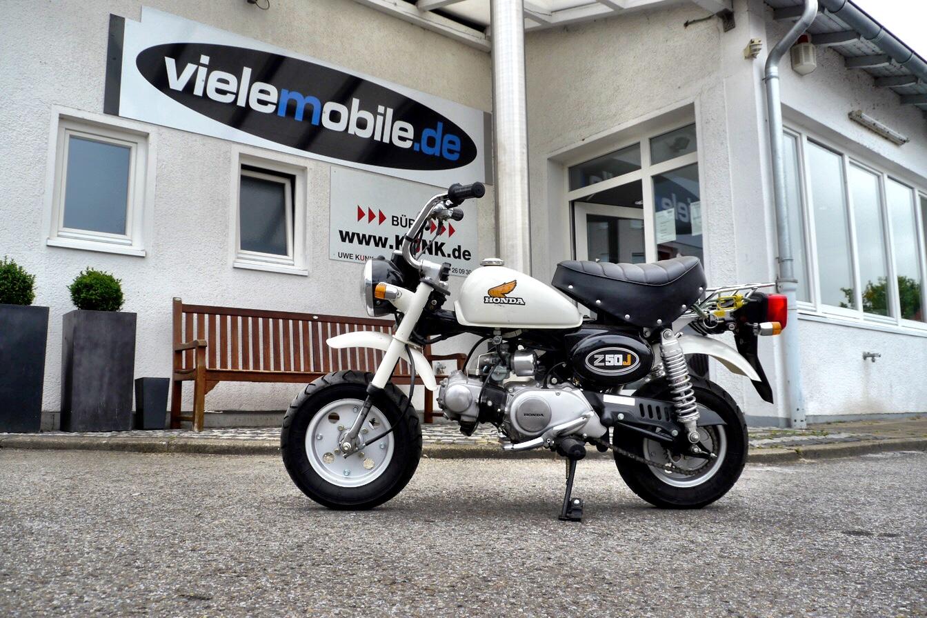 Motorrad verkaufen