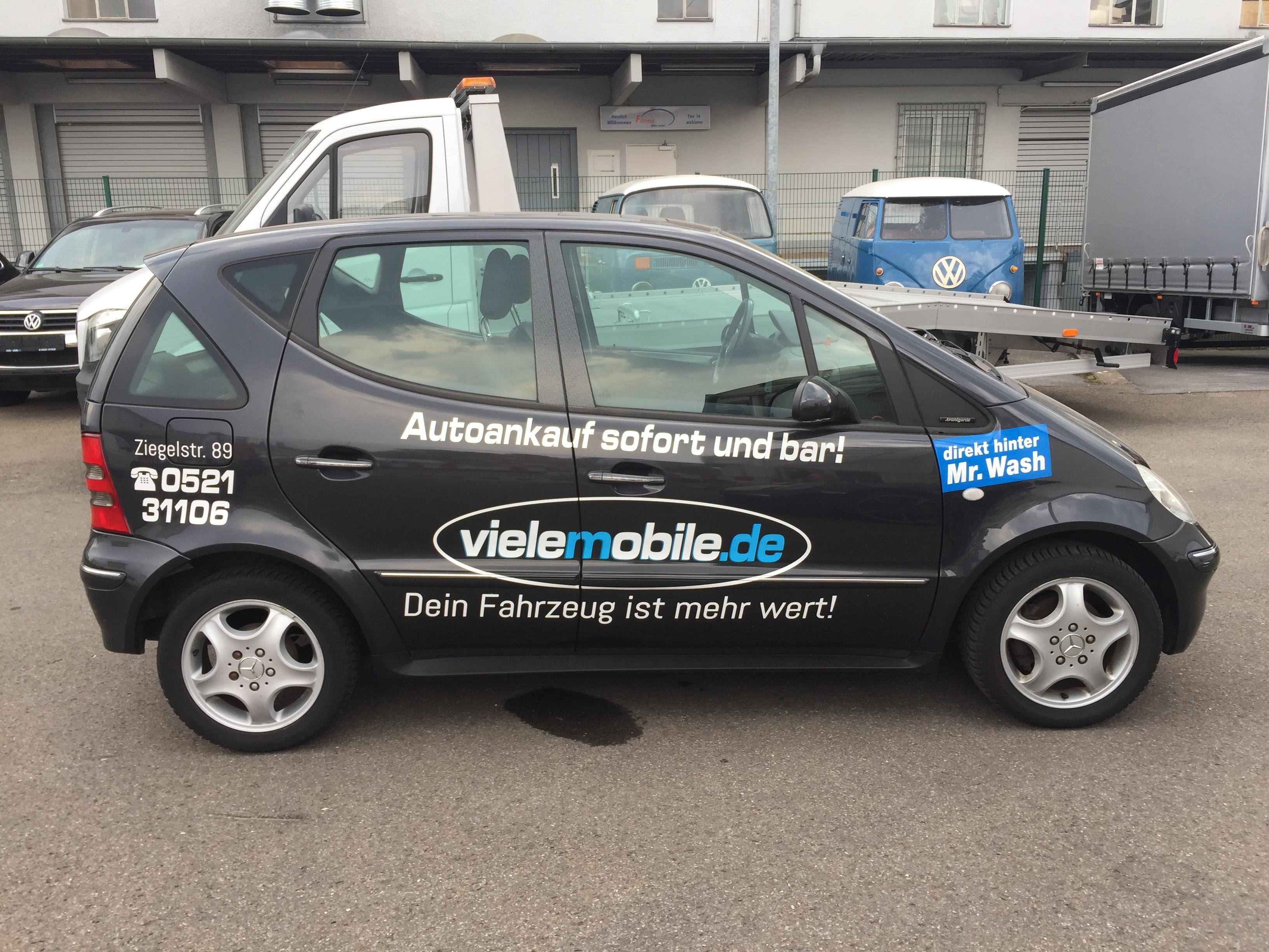 Autoankauf Bielefeld - Wir bieten Ihnen mehr für Ihr Auto!