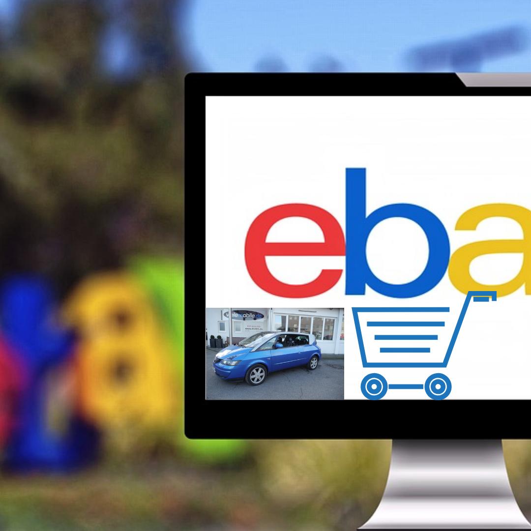 Fahrzeug bei Ebay verkaufen?