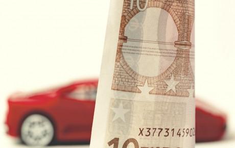 Ein finanziertes Auto verkaufen.